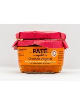 NUEVO Paté de Chorizo Vegetal 100% Artesano