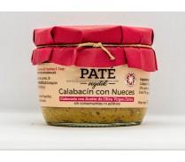 Paté Calabacín con Nueces apto para vegetarianos