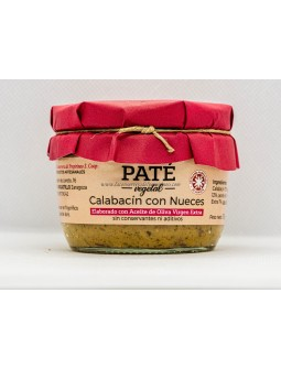 Paté Calabacín con Nueces 100% Artesano