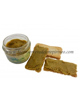Paté Pimiento Verde Frito 100% Artesano
