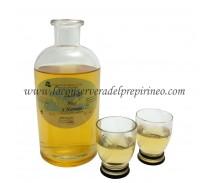 Licor de Miel y Naranja apto para vegetarianos