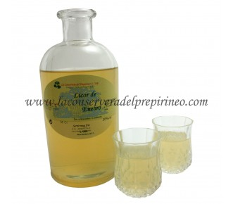 Licor de Enebro Vegetal 100%