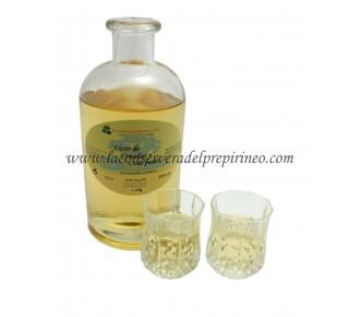 Licor de Ciruela y Uvas Pasas Vegetal 100%