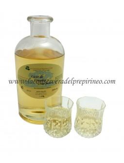 Licor de Ciruela y Uvas Pasas 100% Artesano