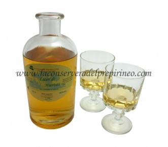 Licor de Hierbas Vegetal 100%