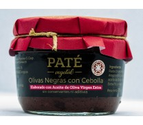 Paté Olivas de Aragón con Cebolla, un producto artesano