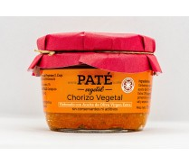 NUEVO Paté de Chorizo Vegetal, un producto artesano